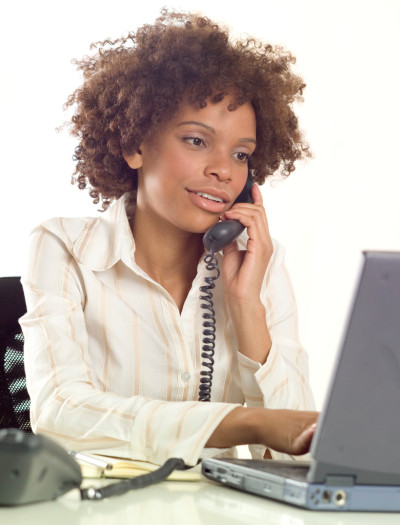 Business-woman-e-commercante