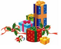Vender sus regalos de navidad