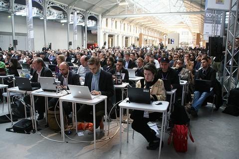 Participants LeWeb