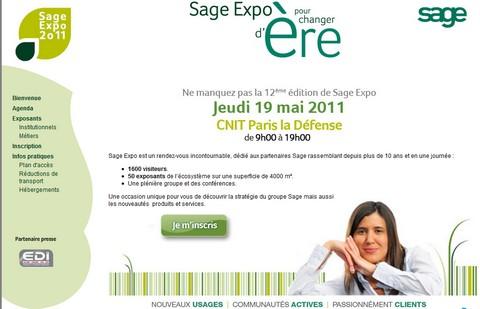Sage expo