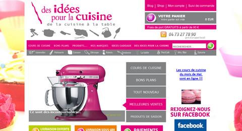 carnet rose des ides pour le cuisine blog ecommerce oxatis conseils e commerce