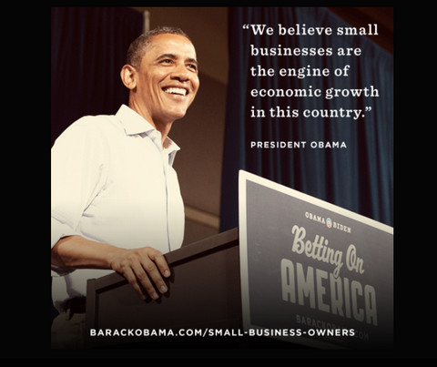 Obama Small Business
