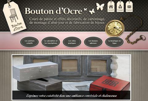 Artisans 2.0   Bouton d Ocre, ateliers créatifs - Blog ecommerce Oxatis    Conseils E-commerce f1b5b18dc7a6