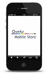 Oxatis Mobile Store