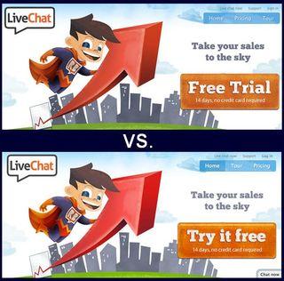Botones LiveChat