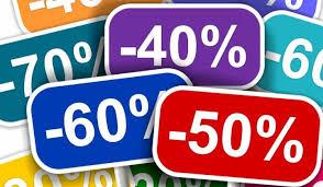 % soldes e-commerce