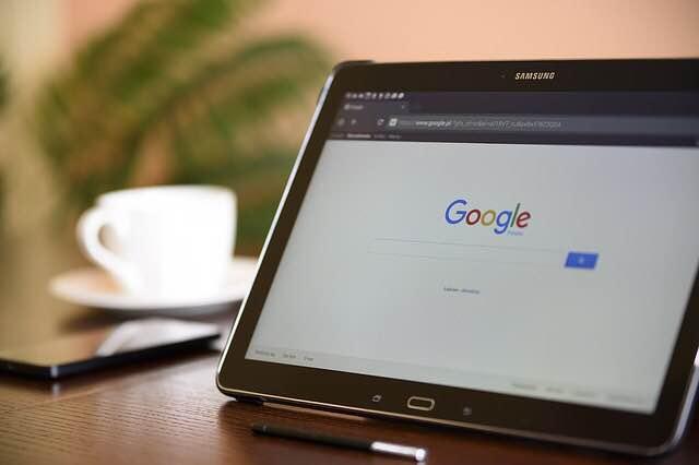 I risultati di ricerca Google-min