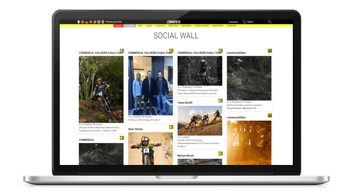 Commencal-social-wall