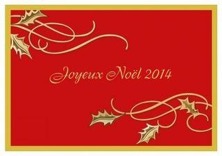 Carte-joyeux-noel-2014-imprimer-feuilles-houx-dorees.preview