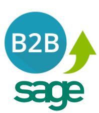 Connecteur sage b2b
