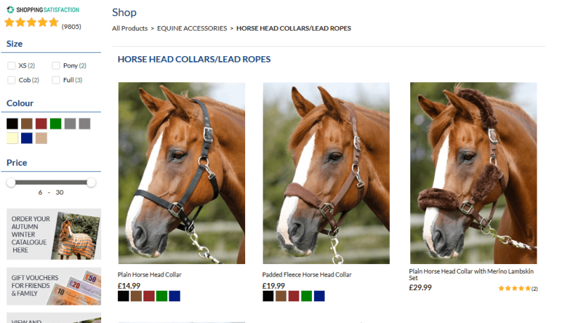 FireShot Screen Capture #025 - 'Horse Head Collars_Lead Ropes' - www_premierequine_co_uk_horse-head-collars-lead-ropes-c102x3071740
