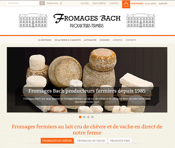 Fromagebach