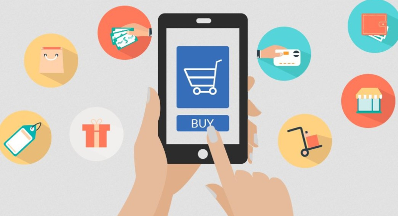 Rise of mcommerce