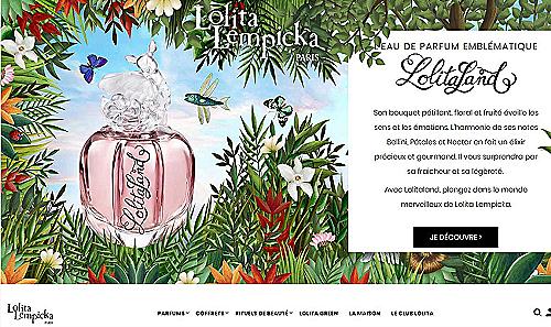 Lolita Lempicka Storytelling